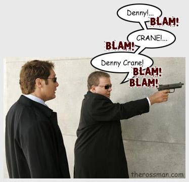 Denny crane midget
